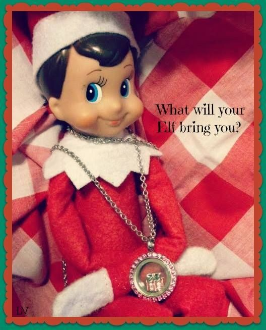 """Even the """"Elf on the Shelf"""" shares my happy place."""