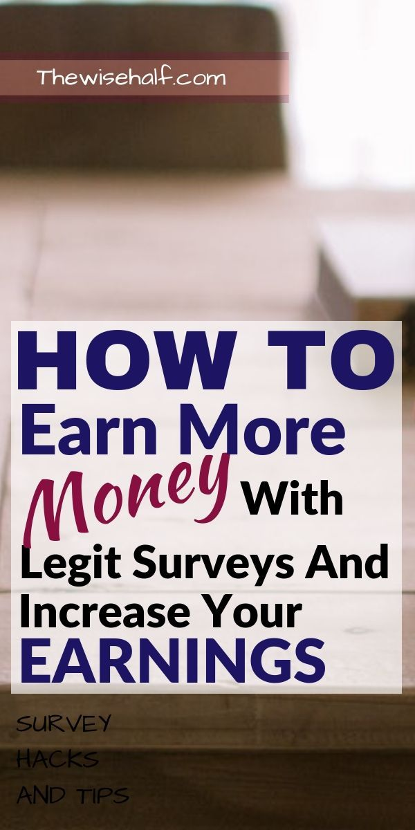 How To Make Money With Free Paid Surveys Tips To Earn More