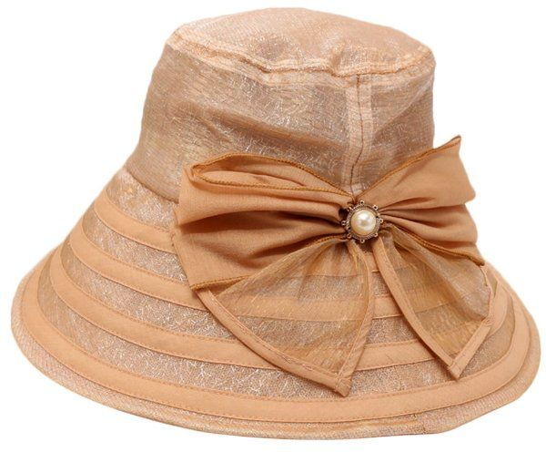 I like the old fashionedness of this hat.
