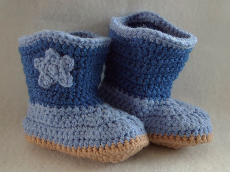 A personal favorite from my Etsy shop https://www.etsy.com/listing/233243530/baby-boy-cowboy-boots