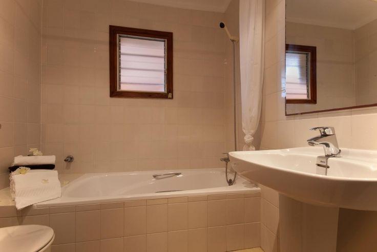 Apts. Pinos Altos - Bathroom