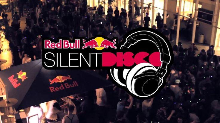Redbull Silent Disco Ústí nad Labem