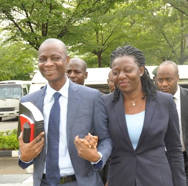 Three witnesses of the Economic and Financial Crimes Commission EFCC on Friday April 28 2017 testified in the ongoing trial of a cousin to former President Goodluck Jonathan Azibaola Robert his wife Stella and their company One Plus Holdings Nigeria Limited before Justice Nnamdi Dimgba of the Federal High Court sitting in Maitama Abuja.   Azibaola and his co-accused were alleged to have diverted $40million (Forty Million United State Dollars) purportedly meant for supply of Tactical…