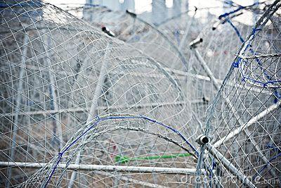 Resultado de imagen para redes de pesca de metal