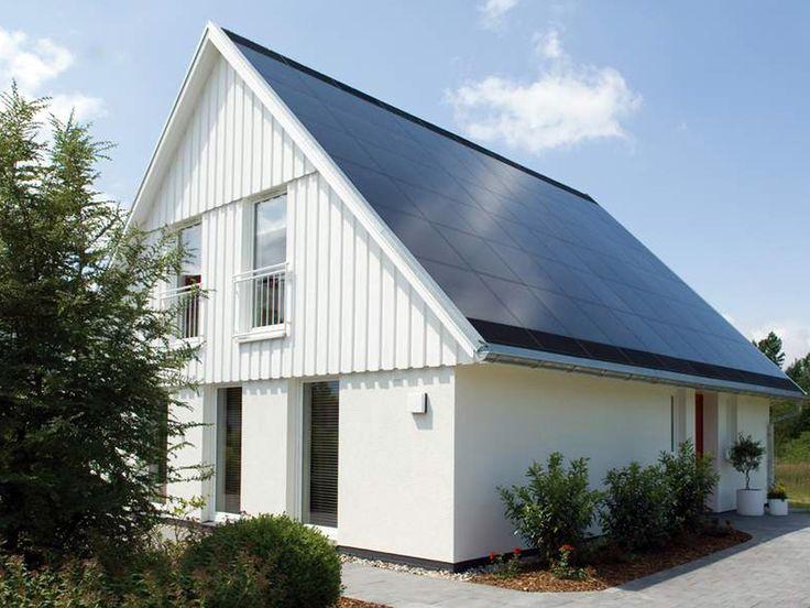 Massivhaus satteldach  11 besten Bausatzhaus Bilder auf Pinterest | Kostenlos, Ytong und ...