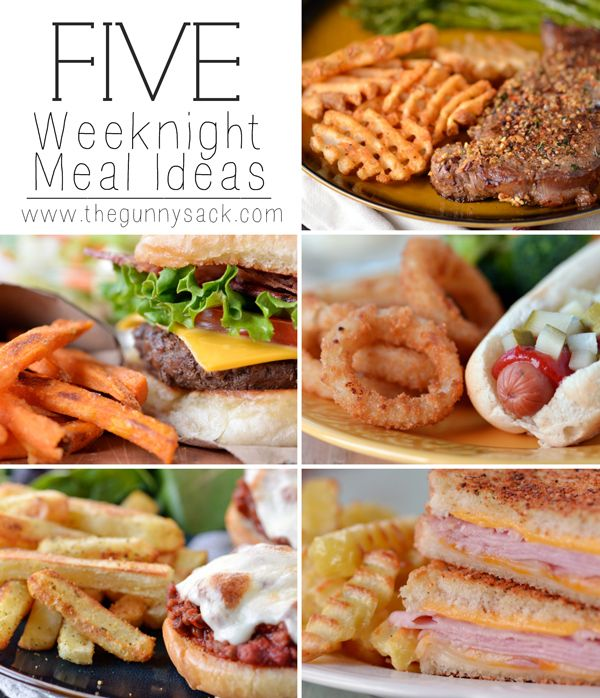 28 Irresistible Camping Food Ideas: 31 Best Easy Back To School Recipes For Family Dinner
