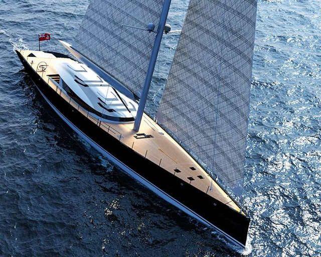 Luxus segelyacht holz  76 besten Yacht Bilder auf Pinterest | Partyboote, Segeln und ...