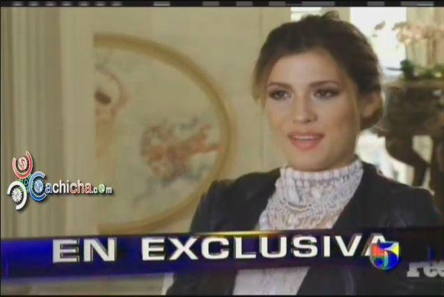 La Hija de Luis Miguel rompe el silencio y habla sobre su Padre #Video - Cachicha.com