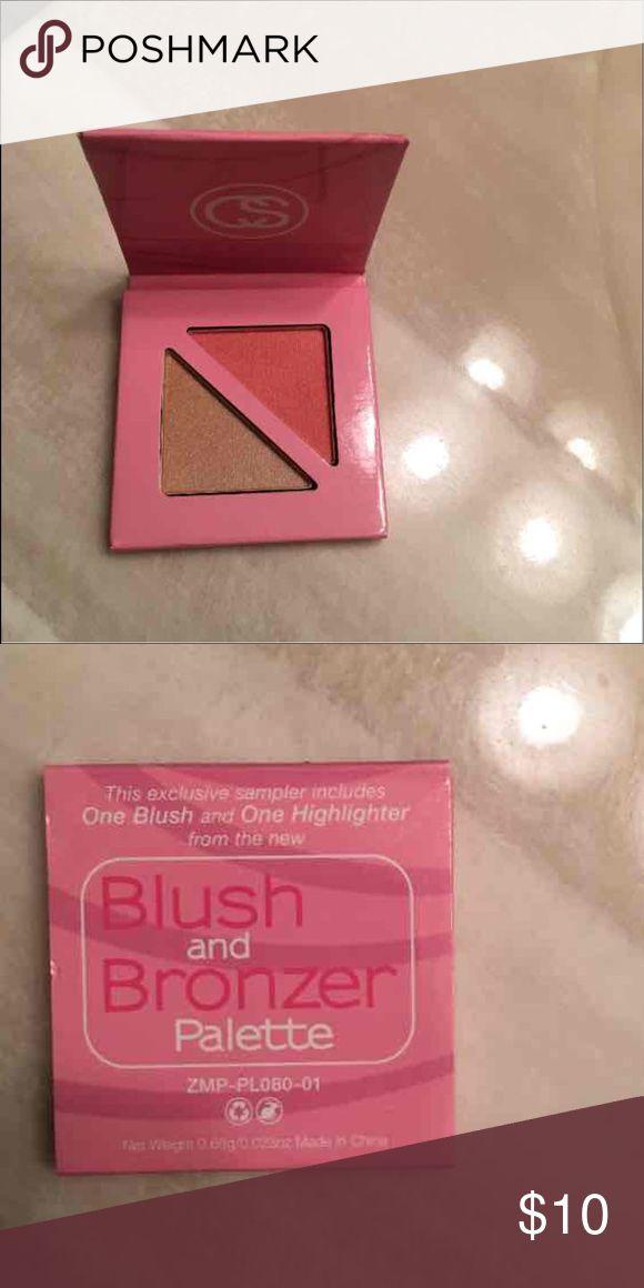 BUNDLE AND SAVE! Coastal Scents Blush & Bronzer Brand new, never used. Travel sized. coastal scents Makeup Blush