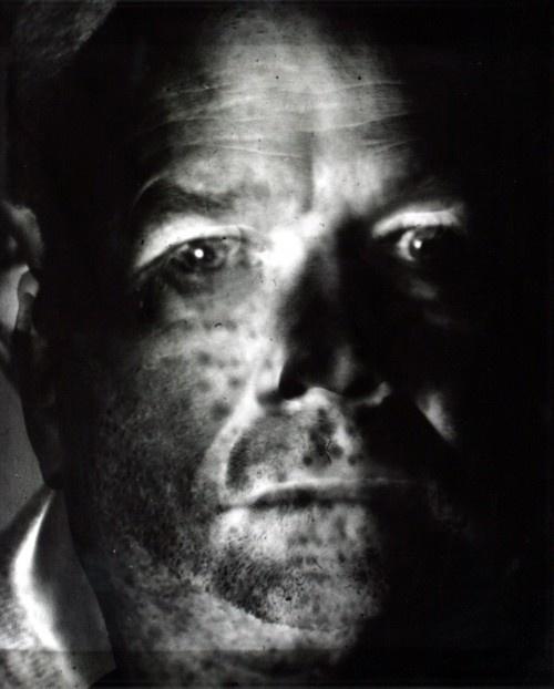 1999. Dieter Appelt, autoportrait