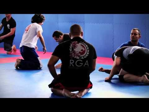 Renzo Gracie Academy - Astoria Queens - YouTube