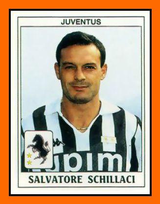 TOTO SCHILLACHI (Juventus) 1989-1990.
