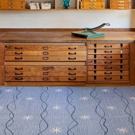 Edward Fields, Raymond Loewy Edition, Infinite Star #carpets