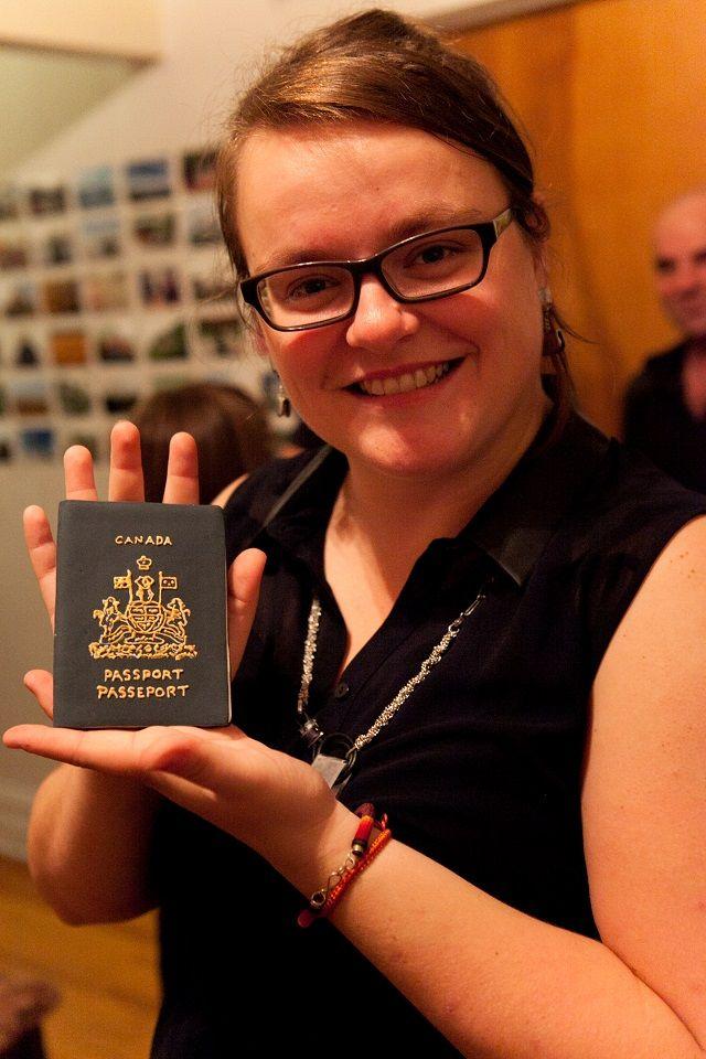 Yep! C'est moi, ça! Jennifer Doré Dallas, la blogueuse voyage du Québec :)