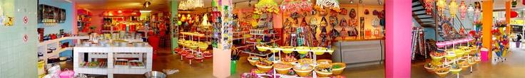 AMSTERDAM: Tienda Kitschkitchen, productos para el hogar y accesorios varios / Household goods and sundry accessories