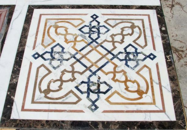 GOSS #Marble provides a complete #bespoke #waterjet service allowing clients to #design and shape a truly one off and which can not be compared space...