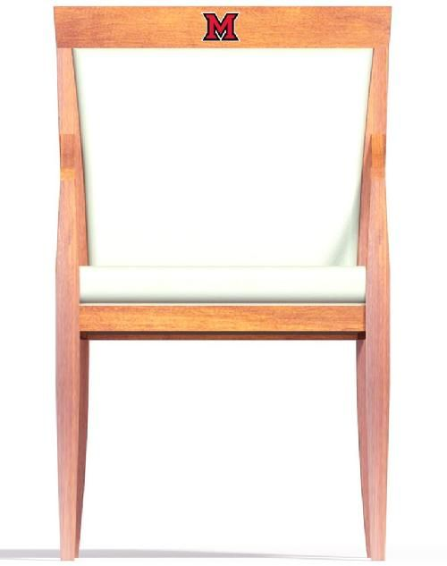 A Great, New Chair By College Chairs By Affinity Classics: The Affinity  Laureate Chair