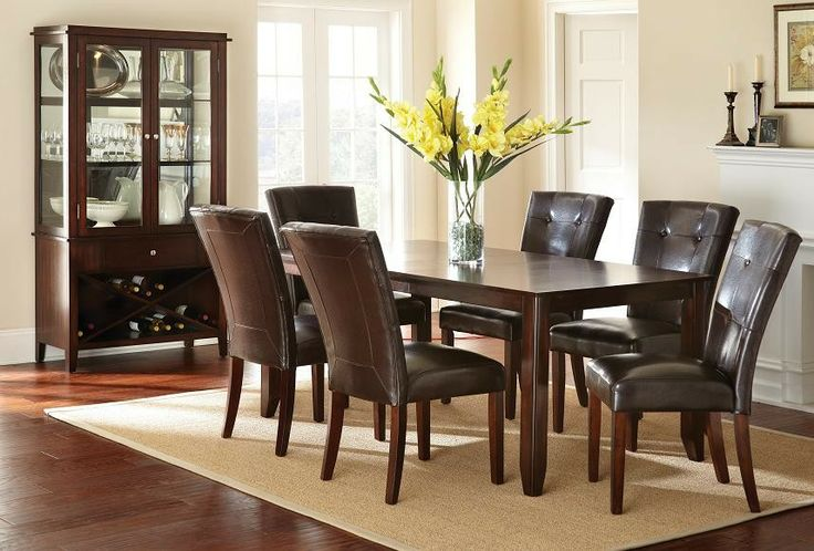 Marcus 5 Piece Kitchen Table Set. Available at Kitchen Tables and More. $650.98. & 10 best Under $1000 - Affordable Kitchen Tables images on Pinterest ...