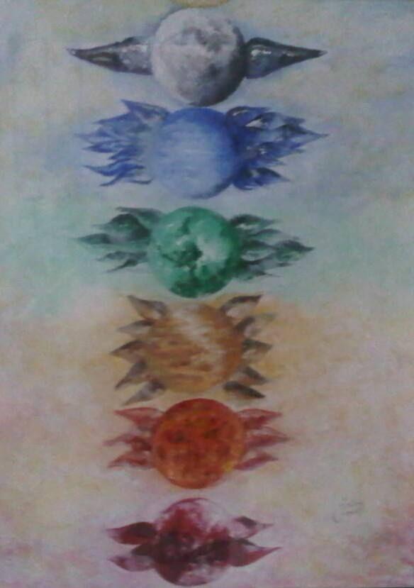 Planet Chakra. by EtherealLink.deviantart.com on @deviantART