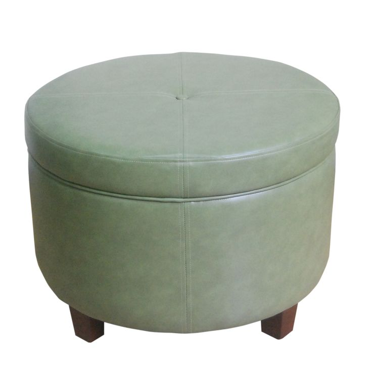 Large round ottoman for some extra storage. - 25+ Best Ideas About Large Round Ottoman On Pinterest Rug