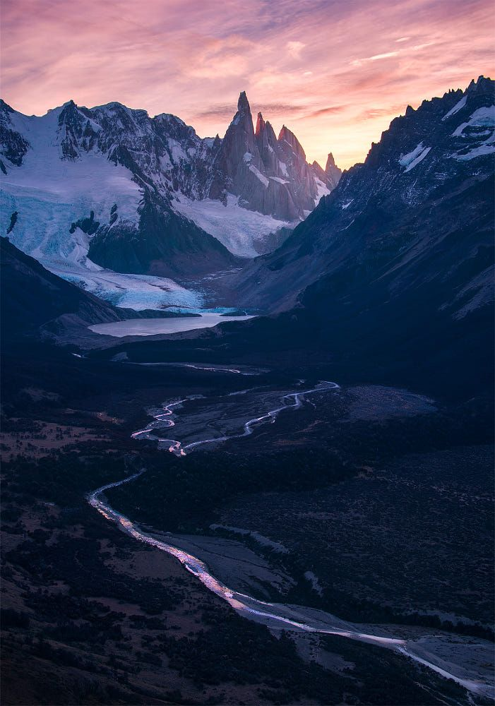 Cerro Torre by Max Rive on 500px