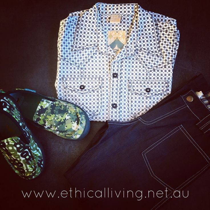 Ethical fashion for boys from Chooze Australia & New Zealand and Eternal Creation!   Available now - sizes are limited.   www.ethicalliving.net.au   #changetheworld #socialenterprise #chooze #bedifferent #fairtrade #fashion #ethicalliving #ethicalkids #boys