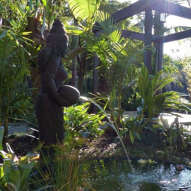Dewi Water Feature. Garden FeaturesWater FeaturesBalinese GardenTropical GardenGarden  AccessoriesOrientalGarden Ideas