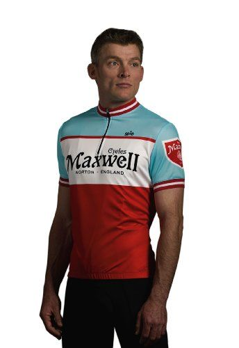 Solo Maxwell Classique Cycling Jersey XL *** Click image to review more details.Note:It is affiliate link to Amazon.