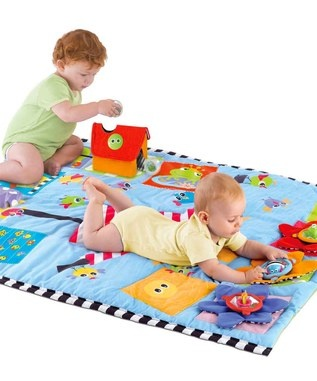 Discovery Baby Play Mat from Yookido