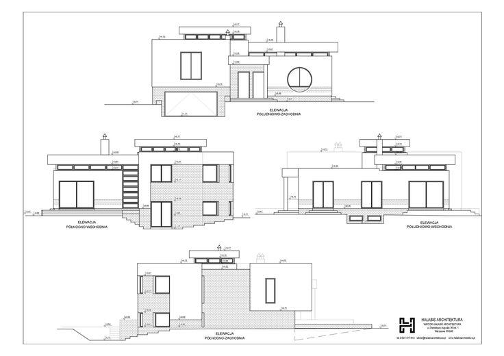 Inwentaryzacja domu jednorodzinnego na potrzeby projektu rozbudowy