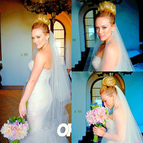 hilary duff wedding - Hilary Duff Wedding Ring