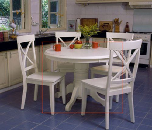 White Kitchen Table Set best 25+ cheap kitchen table sets ideas on pinterest | romantic