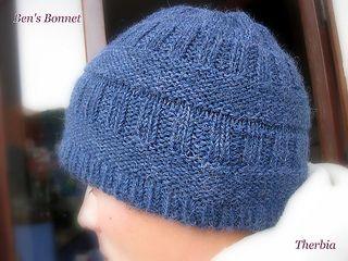 Ben's Bonnet by Martine Esteve - free