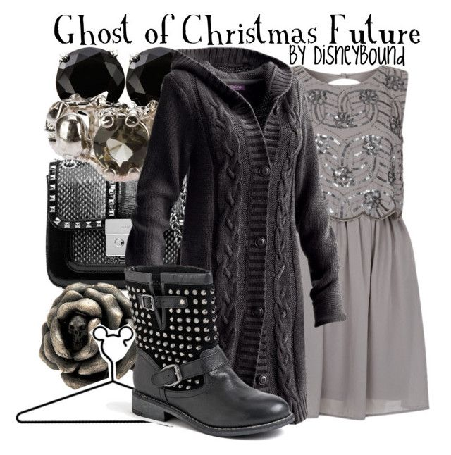 """""""Ghost Of Christmas Future"""" By Leslieakay Liked On"""