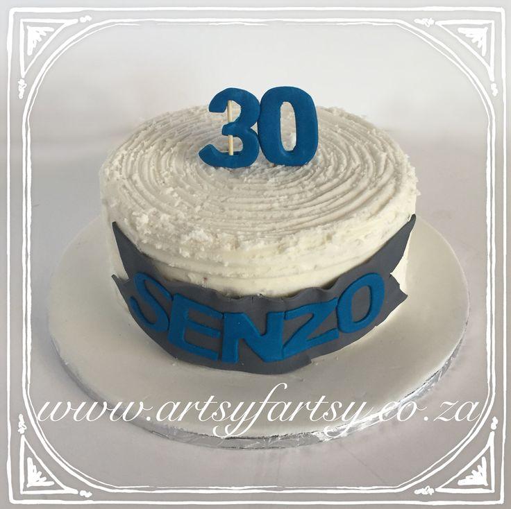30th Birthday Carrot Cake #30thbirtdaycarrotcake