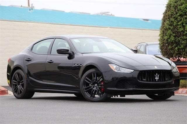 New 2017 Maserati Ghibli Base for sale at Maserati of Monterey Pebble Beach Alfa Romeo in Seaside, CA for $65,000. View now on Cars.com.