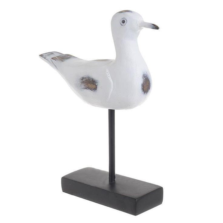Decorative Gull - Animals - DECORATIONS - inart