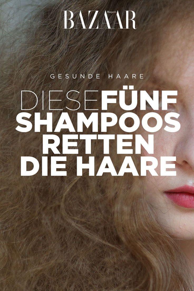 Diese Shampoos retten die Haare vor jedem Problem