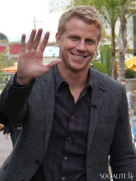 oh Sean, you don't even know me but you already have my heart!