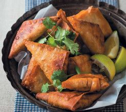 Spicy Samoosas #Beef #Recipe #SouthAfrica