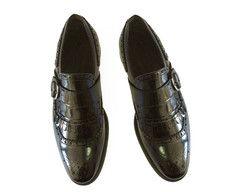 Vicino Italian monk Shoes