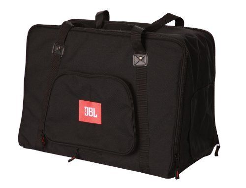 "JBL Deluxe Padded Protective Bag for VRX932LAP Speaker - Black (VRX932LAP-BAG) by JBL Bags. $122.37. Padded carry bag for VRX932LAP. 1200D Nylon (black) with waterproof backing, soft tricot fabric interior, 10mm padding, exterior carry handles with Velcro wrap, large exterior storage pocket (1"" gusset), provision for fastening (2x) VRX928LAP-BAG to VRX91"