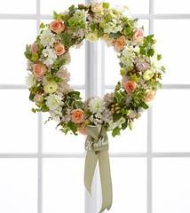 Garden Splendor Wreath ... $454