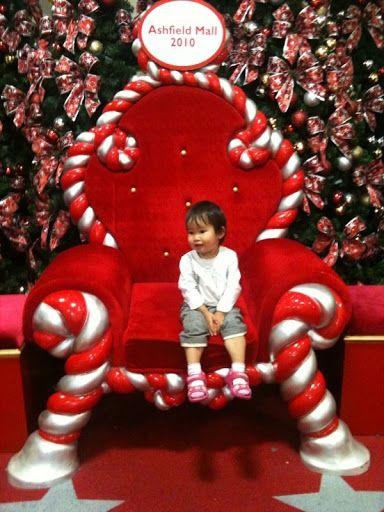 santa's chair | Santa's Chair