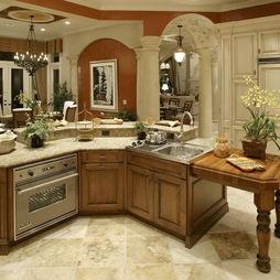 Kitchens With Columns 33 best mediterranean kitchens images on pinterest | mediterranean