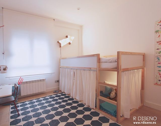 17 mejores ideas sobre dormitorio ni os ikea en pinterest - Dormitorios de ikea ...