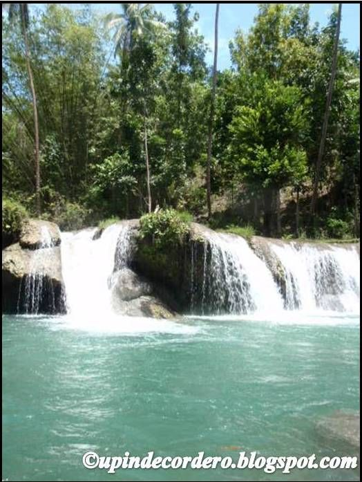 Lazi town is a proof that Siquijor is more than just beaches and historic structures but also nature's wonder lays the islands most popular destination is Cambugahay Falls....... - Read more at :  http://upindecordero.blogspot.com/2014/08/mythical-island-of-enchanting-siquijor.html