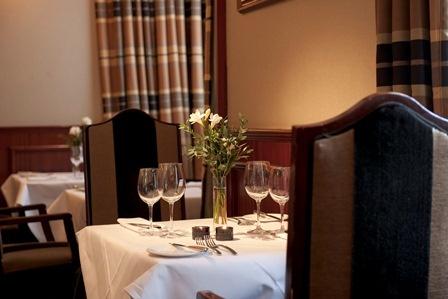 Our romantic restaurant.