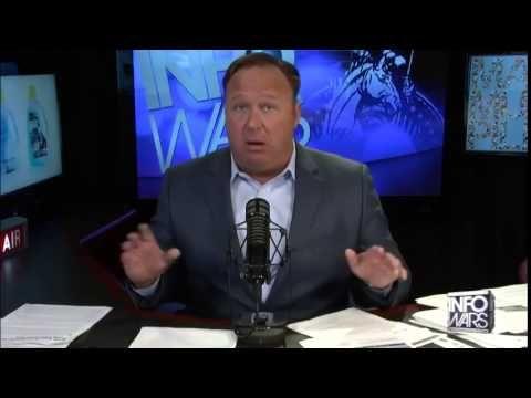 Alex Jones : What Really Happened To Osama Bin Laden