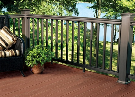 1000 images about timbertech decks on pinterest. Black Bedroom Furniture Sets. Home Design Ideas